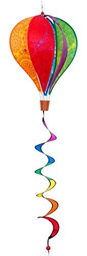 HQ Windspiration Victorian Style Windspiele, Hot Air Balloon Twist