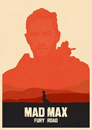 Mad MAX : Fury Road - Tom Hardy - US Imported Movie Wall Poster Print - 30CM X 43CM