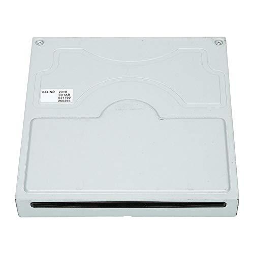 Aukson Disco de Unidad de DVD ROM Duradero Unidad de Disco de DVD ROM para Nintendo Metal Reemplazo de Unidad de Disco de PC