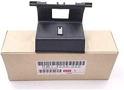 Replacement Parts Accessories for Printer Rm1-4006 Separation Pad Compatible with HP P1005 P1006 P1007 P1008 P1009 P1102 P1108 M1139