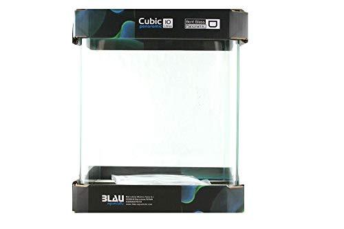 Blau Cubic Nano Cube 10 L 20x20x25 cm Floatglas