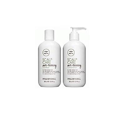 Tea Tree Scalp Care Anti-Thinning Shampoo & Conditioner