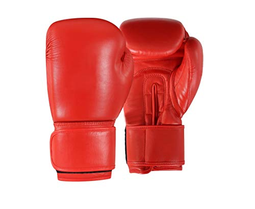 VELLORA Free Size Boxing Gloves for Men & Women Training Sparring Kickboxing UFC MMA Muay Thai Pro Punching Fight Heavy Bag Mitts Sports Boxing Gloves, Kickboxing, Adult
