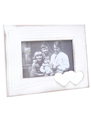 Deknudt S67TR1H1_13.0x18.0 fotolijst, hout, 13 x 18 cm, wit