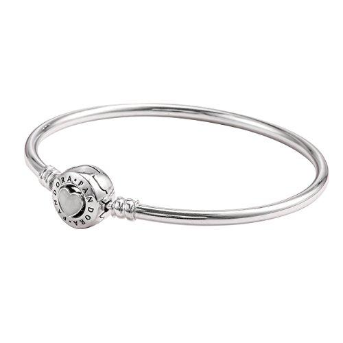 Pandora Armreif Liebevolle Herzen 19cm 590746EN23