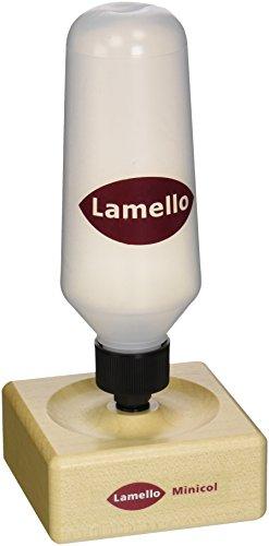 LAMELLO Leimgerät Minicol Modell M mit Leimbehälter, Metalldüse und Sockel, 1 Stück,175550