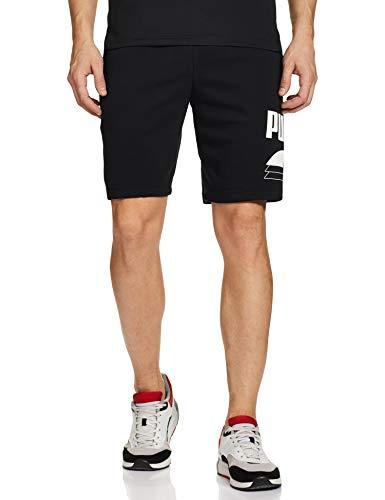 Puma Rebel Bold S 9`, Pantaloncini Uomo, Black, XL