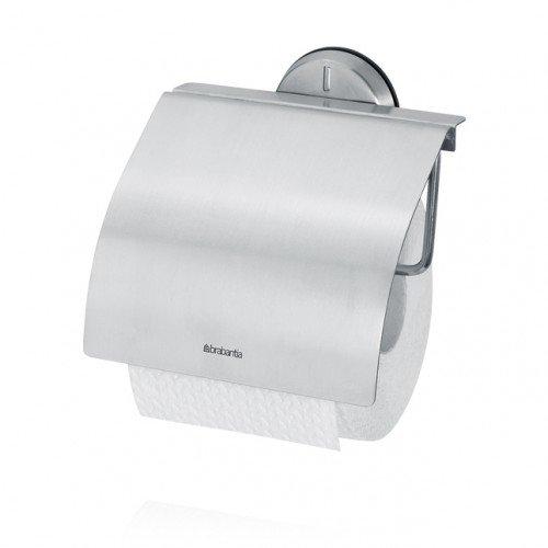 Brabantia 399923 Dérouleur Papier Toilette Matt Steel