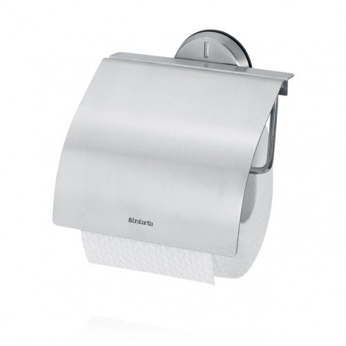 Brabantia 399923Toilettenpapierhalter Toilettenpapierhalter Matt Steel