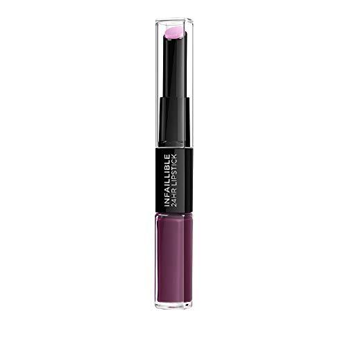 L'Oréal Paris Lippenstift Infaillible Eternal vamp 217, 5,6 ml