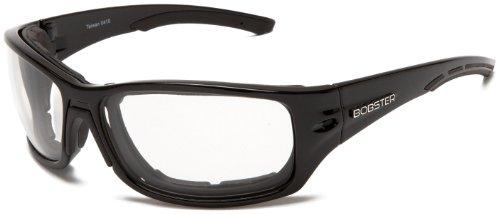 Bobster Rukus, Black Frame/Smoke Lens, one size