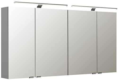 PELIPAL S5 Spiegelschrank/SPSD 26 / Comfort N/B: 140 cm