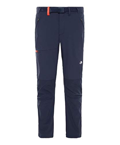 North Face Speedlight Pantalon Homme Cosmic Blue FR : 46 (Taille Fabricant : 46)