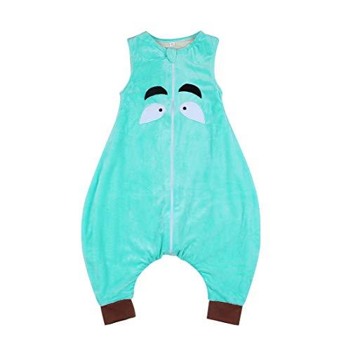 Vertvie Baby Overalls ärmellos Strampler Tier Schlafanzug Jumpsuit Baumwolle...