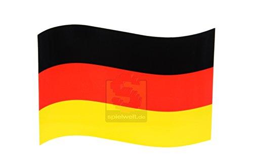 Automagnet Flagge Deutschland 21 x 15 cm