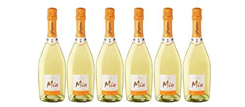 Mia Moscato Blanco - 6 Botellas de 750 ml - Total: 4500 ml