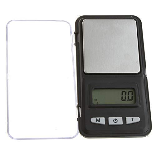 200g * 0.01g Mini balanza de peso Escala digital LCD Moneda de joyería de bolsillo eléctrica Escala de oro Escala de ponderación electrónica precisa