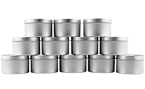 tin container 8oz - 3