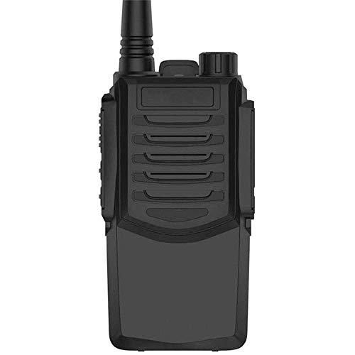Walkie Talkies recargables para adultos, radios bidireccionales de largo alcance, equipo de pesca con equipo de supervivencia por radio de 2 vías, walkie talkie con interfono, walkie inalámbrico