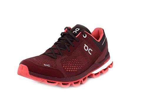 On Running Sneaker Surfer Mulberry Woman 37 5 Rot