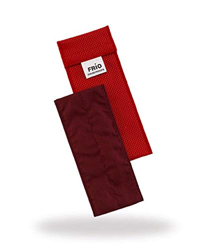 FRIO Insulin Cooling Wallet Individual, Red