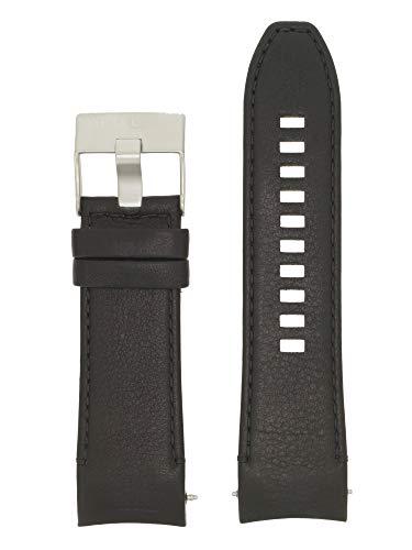 Diesel LB-DZ4499 - Correa de repuesto para reloj (piel, 26 mm), color negro