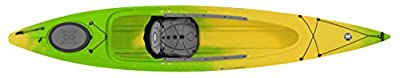 9331015023 Perception Cove 13.5 Kayak, Lime/Yellow by Confluence Watersports