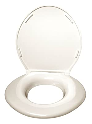 Big John Toilet Seat Closed Front with Lid