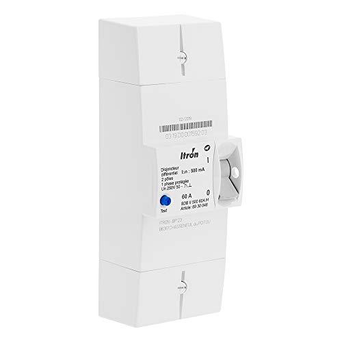 ITRON – Interruptor EDF 60 A 230 V instantáneo