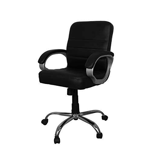 CELLBELL C105 Mid Back Office Chair [Black]