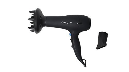 Nevir NVR 2202 S ION: Secador para cabello