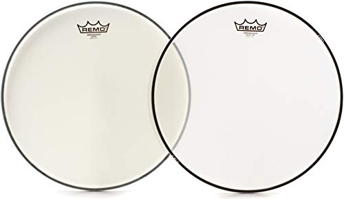 Remo Ambassador Snare Drum Propack - 14 Inches