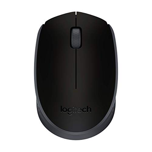 Mouse Logitech M170 Wireless Preto - 910-004940