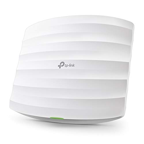 TP-Link EAP225 Access Point Wi-Fi AC1350 Dual Band Wireless AP, Supporto PoE 802.3af ,1 Porta Gigabit, Gestione Centralizzata,Captive Portal ,Supporto