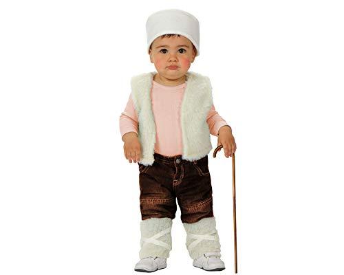 ATOSA disfraz pastor beb pesebre navidad 6 a 12 meses