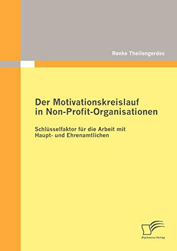 Der Motivationskreislauf in NonProfitOrganisationen: Schlüsselfaktor für die Arbeit mit Haupt und Ehrenamtlichen