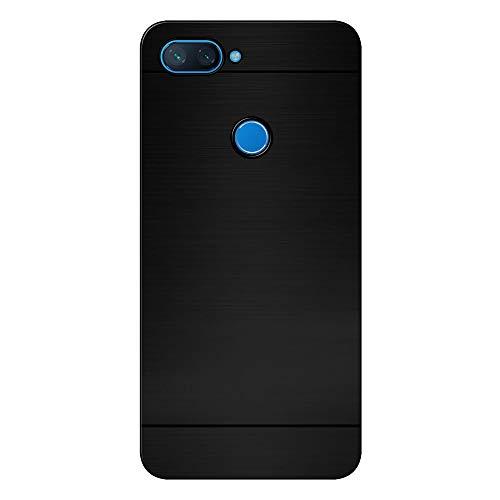 Capa TPU Grafite Xiaomi Mi 8 Lite - Texturizada