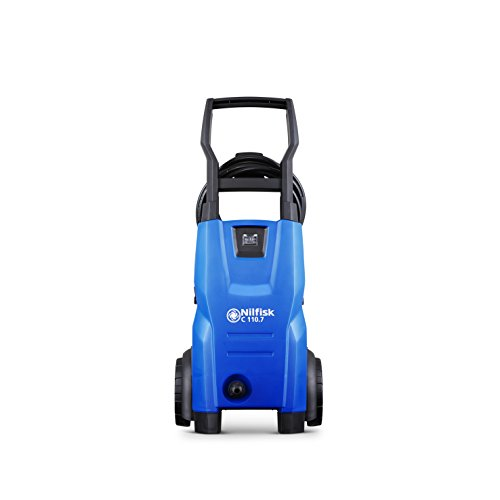 Nilfisk C110 4-5 X-Tra Pressure Washer with 1400 W Motor