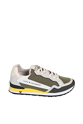 Sneakers/Sportschuhe FM6GEN FAB12 Genova, Grün - grün - Größe: 44 EU