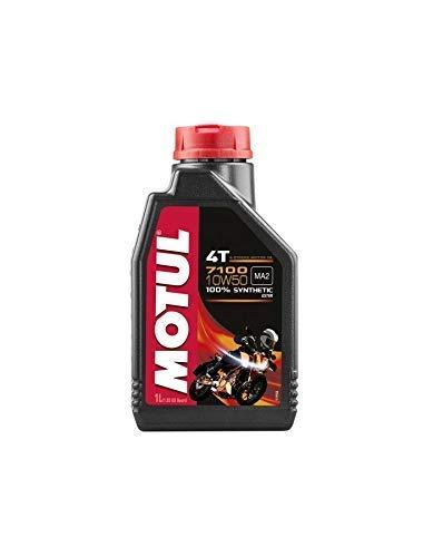 MOTUL - Aceite para motor 71004T 10W50 ,100% sintético.