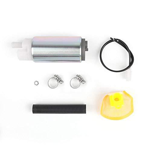 DTOYZ Bomba de Combustible/Ajuste para Kawasaki VULCAN1600 Ni-Nja ZX 6R 10R 12R 14R STX15F ZX636 Z750 / Accesorios De Motocicleta Bomba De Combustible