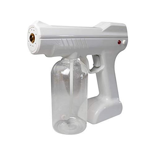 ZYLHC SterilizerElectric Ulv Sprayer 200 ML Portátil Ulv Fogger Atomizador de Baja Temperatura Máquina de desinfección Nano Vapor Pistola de pulverización para la Oficina del Coche