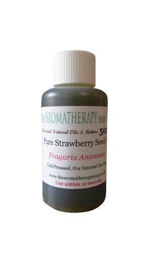 The Aromatherapy Shop Pur Huile De Pépins De Fraise / Aide À Protéger Peau - 50ml
