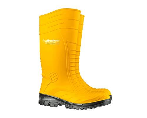 ALBATROS Protector Plus Yellow HIGH Sicherheitsstiefel Gr. 44