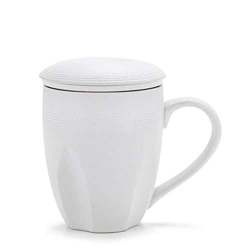 RHWZM Tazza Boccale Mug Tazzine Tazza da caffè in Ceramica Tazza da tè in Porcellana Tazza da tè in Ceramica Creativa Bicchieri da Tavola Bone Classico Europeo Cina, Stile B, 300 Ml
