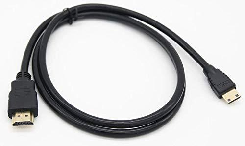 Pantallas espresso | Cable HDMI a Mini-HDMI para pantallas espresso | Convertir dispositivo para usar con monitor portátil | Diseñado a medida para una alimentación óptima |