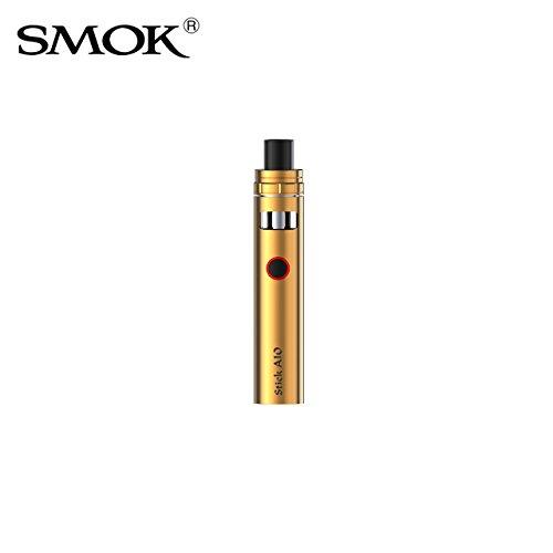 SMOK Stick AIO E-Zigarette Vipepen 1600 mAh Battery Built-In Gold Silber Schwarz, Farbe:Gold