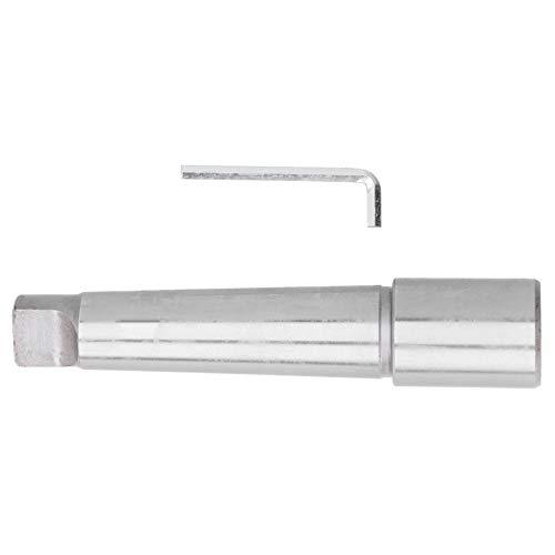 Herramientas industriales SALUTUYA, eje cónico Morse, adaptador de taladro Morse R8 de refrigeración exterior, suministros industriales, MT4-19,05 mm