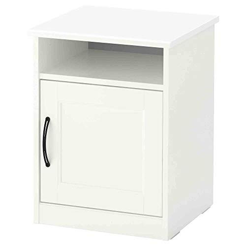 Ikea Songesand Mesita de noche Blanco 16 1/2x15 3/4 303.674.41