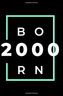 born2000: Inspirational Journals to Write In